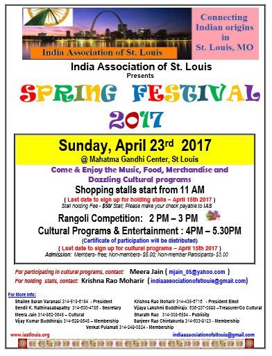 Spring Festival - 2017 clebrations